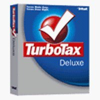 TurboTax Deluxe 2005 Federal Win/Mac Deduction Maximizer Turbo Tax