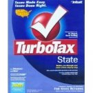TurboTax State Multi-State 2004 Win/Mac Turbo Tax