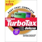 TurboTax Deluxe 2000 Federal Turbo Tax