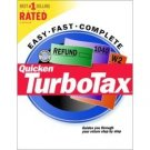 TurboTax 2000 Federal Basic Turbo Tax