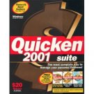 Turbo Tax TurboTax 2000 Deluxe CD with Quicken 2001 Deluxe CD & Quicken Family Lawyer 2001 CD