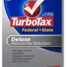 2007 TurboTax Deluxe Federal and State Tax Year 2007 Turbo Tax