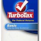 2007 TurboTax Federal Basic Windows New