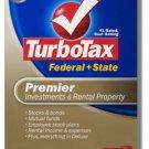 2007 TurboTax Premier & State Turbo Tax