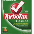 TurboTax Business 2004 Federal Turbo Tax Corporations and Partnerships NEW