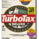 1997 TurboTax Federal Deluxe 1997 Windows Turbo Tax