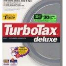 2003 TurboTax Federal Deluxe 2003 Windows Turbo Tax Intuit Turbo Tax