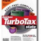 1999 TurboTax State 1999 Windows Turbo Tax