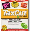 2003 TaxCut Standard Federal H&R Block Tax Cut