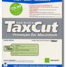 2004 TaxCut Premium Federal for Macintosh H&R Block Tax Cut