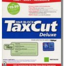2004 Taxcut Deluxe Federal Tax Cut Return Imports Turbotax