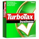 TurboTax Business 2003 Federal Turbo Tax Corporations and Partnerships