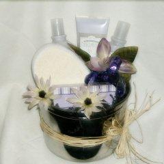 Jasmine Rose Spa Gift Basket