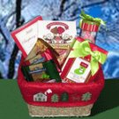 Joyful Indulgence Gift Basket