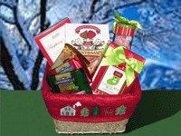 Joyful Indulgence Gift Basket