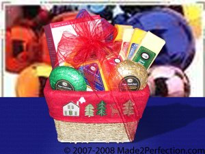 Say Cheese Gift Basket