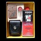 AMERICAN STYLE ZIPPO LIGHTER SET