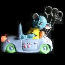 ROLAND RAT IN CAR PICTURE PHOTOGRAPH HOLDER