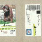BERLIN ZOO BERLIN GERMANY 13 EURO ENTRY TICKET