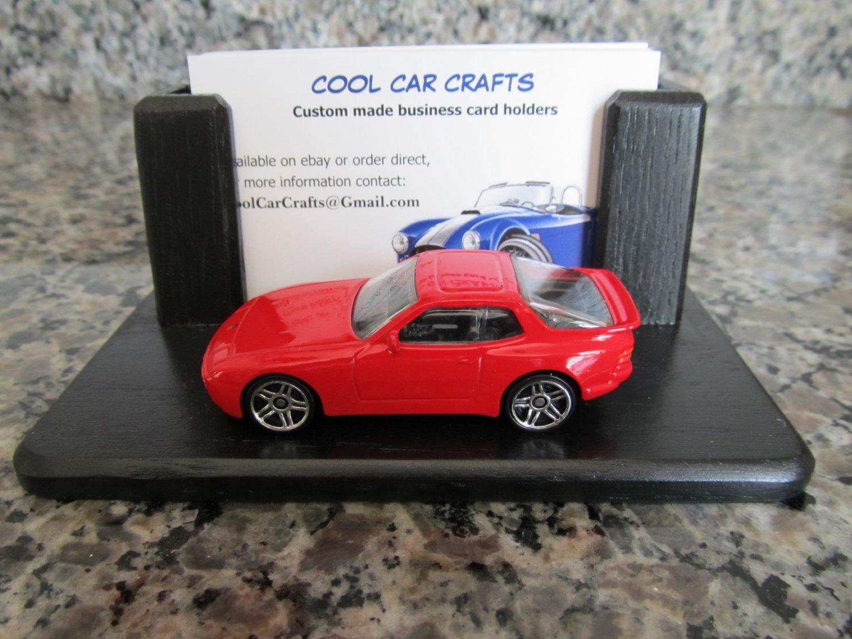 Porsche 944 Turbo Business Card Holder Desk Display