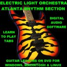 Electric Light Orchestra Atlanta Rhythm Section Guitar TAB CD 277 TABS 59 BTs