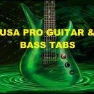 sell similiar guitar tabs