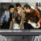 Goodfellas, Robert De Niro, Ray Liotta, Joe Pesci, Digital Download, Print, Poster