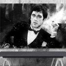 Scarface, Al Pacino, Tony Montana, Digital Download, Print, Poster, Art, Watercolor, Painting