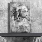 Game of Thrones, Daenerys Targaryen, Emilia Clarke, Dany, Digital Download, Print, Poster