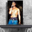 Tupac Shakur, 2Pac, Digital Download, Print, Poster, Art, Watercolor, Painting