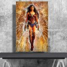 Wonder Woman 1984, Diana Prince, Gal Gadot, Digital Download, Print, Poster