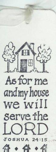 Joshua Verse 24:15 Bookmark