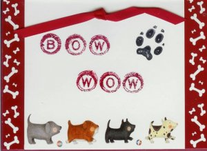 Bow Wow Card