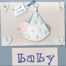 Special Delivery Baby Boy Card