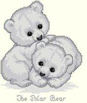Pair of Polar Bears