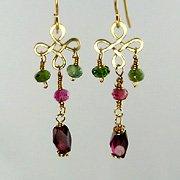 Belle Chandelier Earrings
