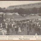 Postcard Advertising Postcard Helfrich Bohner and Co. unused 1920's