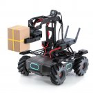 DJI RoboMaster EP STEAM 4WD Brushless AI FPV APP Control Obstacle Avoidance RC Robot Arm Compatible