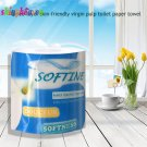 Household Toilet Paper roll paper Home Bath Toilet tissue cleaning tissue Napkin