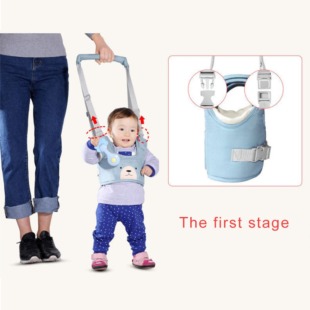 Baby Learning Belt Baby Rope Breathable Baby Seat Walk Anti-fall Belt
