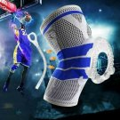 Sports Knee Pads Knee Support Silicone Spring Knee Protector Brace Basketball Running Knee Pad