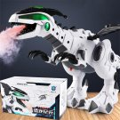 Dinosaur Toys For Kids Toys White Spray Electric Dinosaur Mechanical