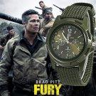 2020 Men Nylon band Military watch Gemius Army watch