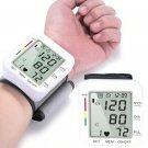 Wrist Blood Pressure Monitor Automatic LCD Blood Pressure Measurement