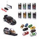 Mini Coke Can Remote Radio Control Mini Racing RC Car
