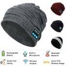 2020 Winter Warm Beanie Hat Bluetooth Music Cap Wireless