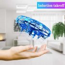 Mini Helicopter UFO RC Drone Infraed Hand Sensing Aircraft