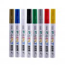 1PCS Deli S558 Permanent Marker Pen 2mm Multicolors Marking Pen Ink Graffiti Pen Stationery School P