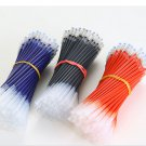 0.38mm 100pcs 1 Pack Gel Pen Refill Office Signature Rods Red Blue Black Ink Refill Office School St