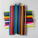 24-color Colored Pencils Wood Artist Painting Oil Color Pencil for School Drawing Sketch Art Supplie